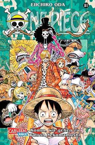 One Piece 81: Piraten, Abenteuer und der größte Schatz der Welt!