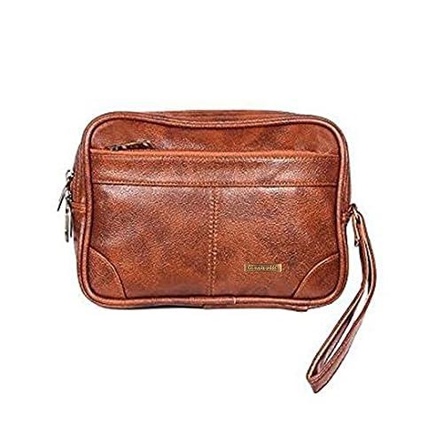 Leather Men s Handbags  Buy Leather Men s Handbags Online at Best ... 8fd0f4ca45e63