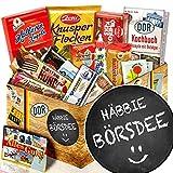 Häbbie Börsdee - Süßigkeiten Box DDR - Geschenke Geburtstag