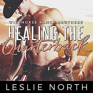 Healing the Quarterback audiobook cover art
