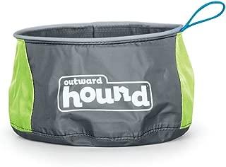 Kyjen Outward Hound Port A Bowl (48 oz) Medium Blue