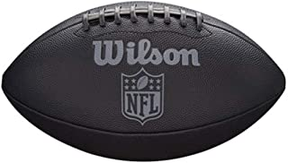 American Football Ballon de Football Am/éricain K2 composit-Football Pour enfants et adolescents WTF1712X Brun Wilson Cuir mixte