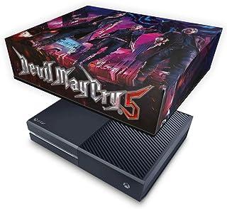 Capa Anti Poeira para Xbox One Fat - Devil May Cry 5