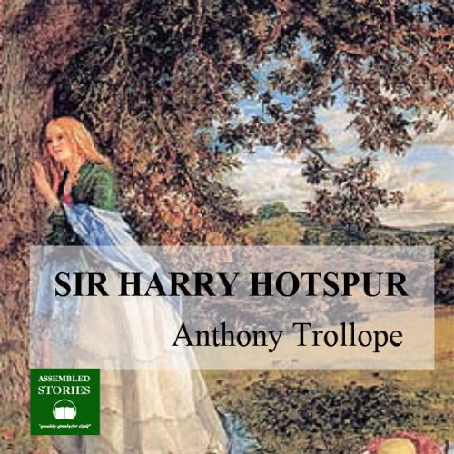 Sir Harry Hotspur audiobook cover art