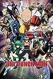 GB Eye Ltd One Punch Man, Gruppe, Maxi Poster, 61x