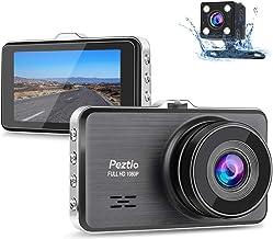 Dual Dash Cam Front and Rear, 1080P Full HD Car DVR...