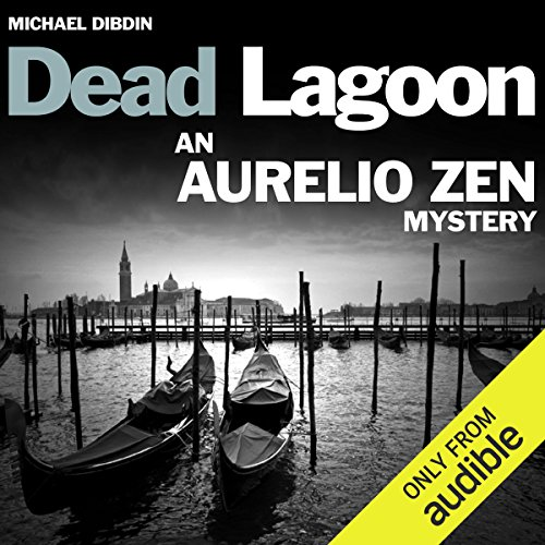 Aurelio Zen: Dead Lagoon audiobook cover art