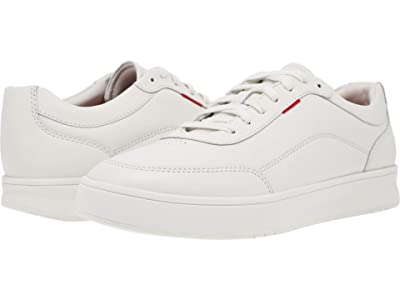 FitFlop Rally X Leather Sneakers