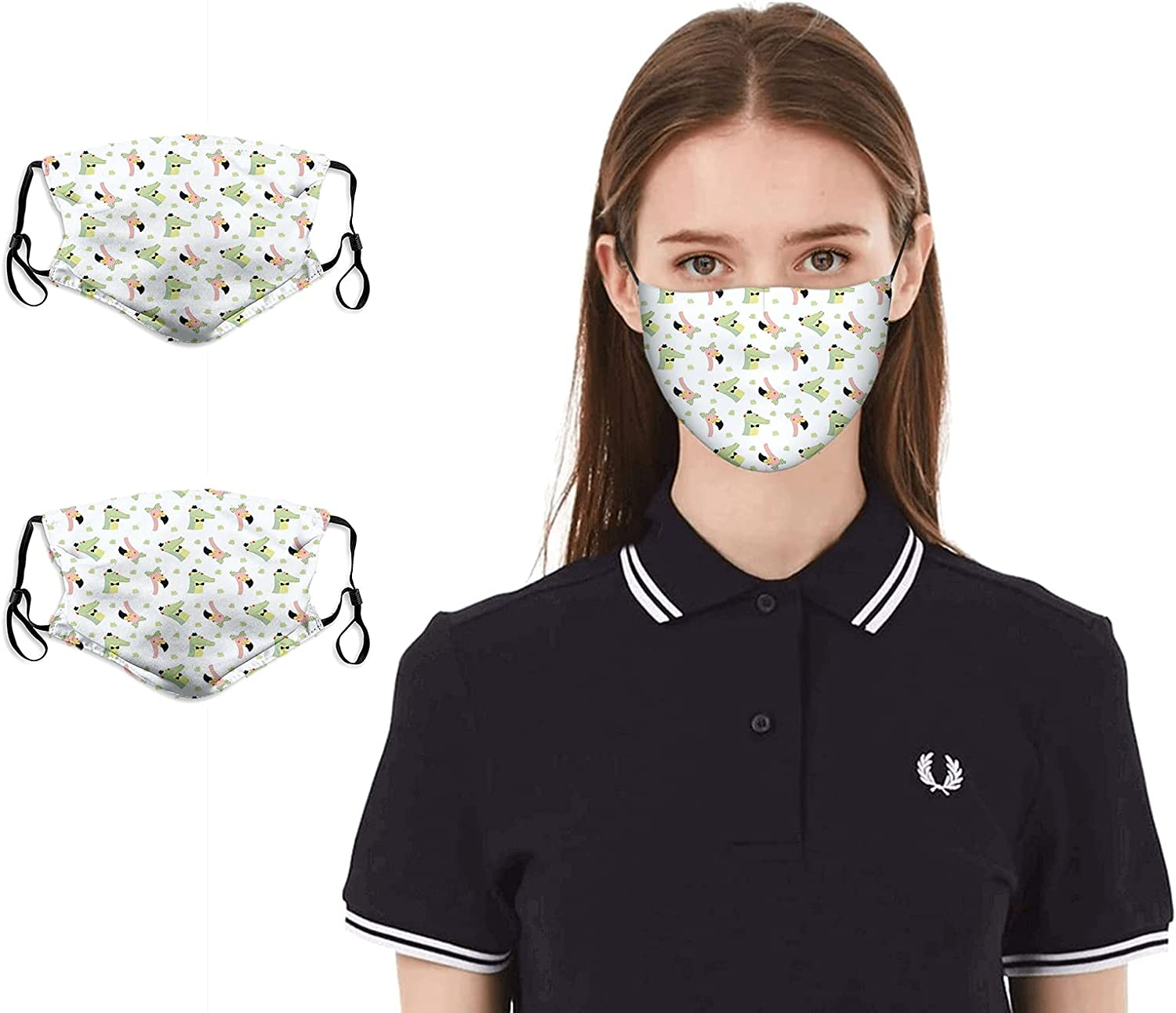 Fashion Activated Carbon Windproof decorations New life 3P Facial overseas mask,