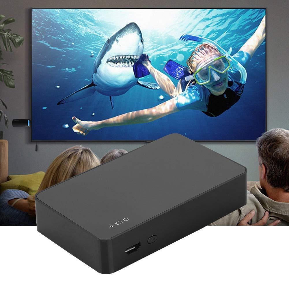 BTIHCEUOT Pantalla WiFi, Wireless Smart Box AV + HDMI Screen ...