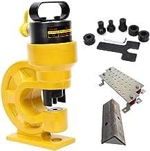 Perforadora Hidráulica Perforadora 31T Perforadora hidráulica de acero para perforar agujeros de taladro