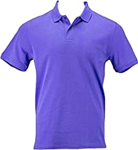 Member's Mark 100% Egyptian Cotton Polo (Large, Purple)