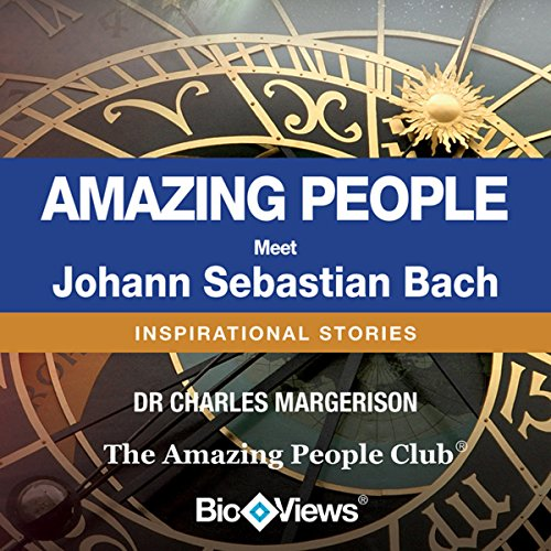 Meet Johann Sabastian Bach audiobook cover art