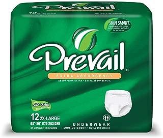 Prevail Extra Protective Underwear - XX-Large 48/cs
