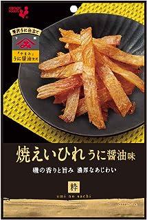 井上食品 焼えいひれうに醤油味 31g ×10袋