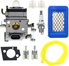PARTSRUN A411000420 (ID#C11214) Ignition Coil Module with Spark Plug Boot /& Spring for Echo Shindaiwa Kioritz Mantis Backpack Blower PB-500 PB-500H PB-500T,ZF-IG-A00276B