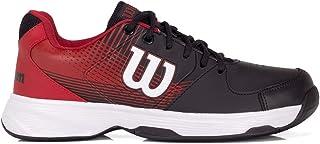 Tênis Wilson Ace Plus Preto e Vermelho