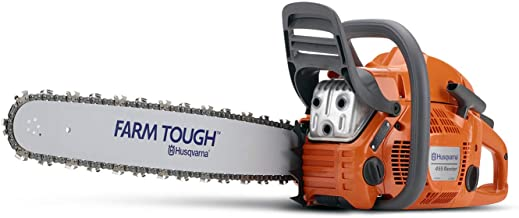 Husqvarna 18 Inch 455 Rancher Gas Chainsaw