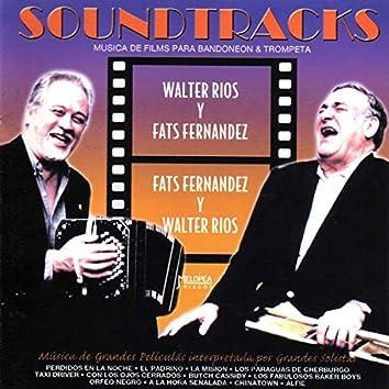 Soundtracks (Música de Films para Bandoneón y Trompeta)