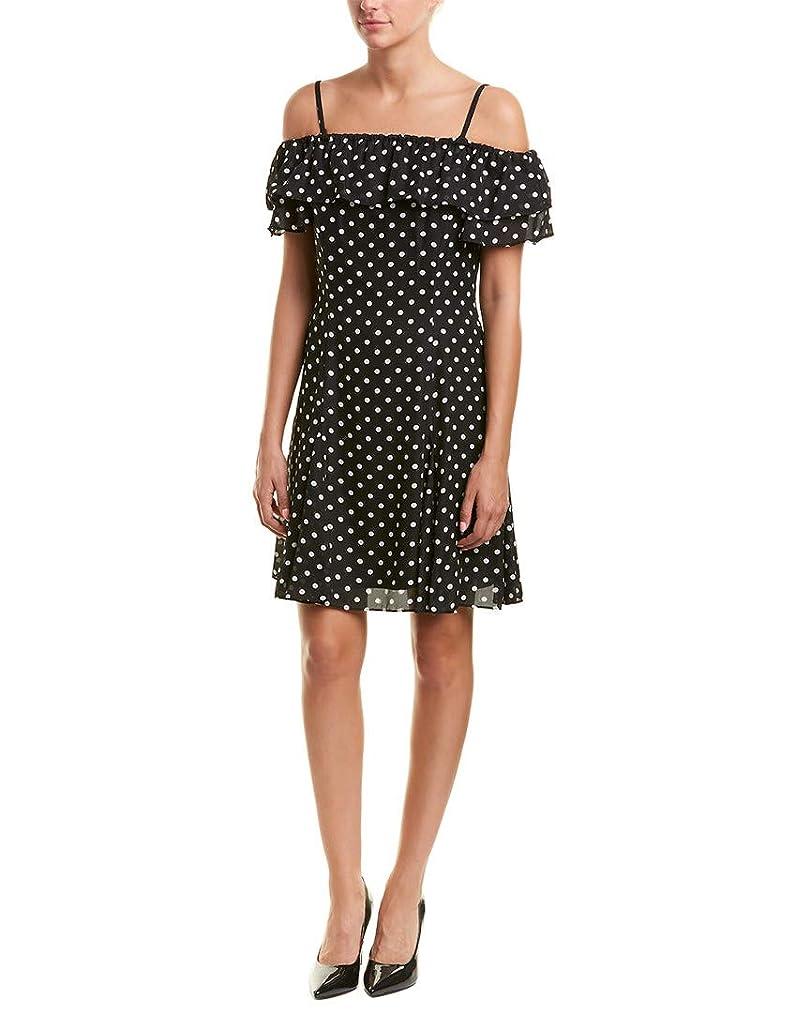 Tahari by Arthur S. Levine Women's Dot Shift Dress