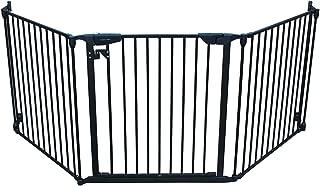 Cardinal Gates Expandable Wide Pet Gate