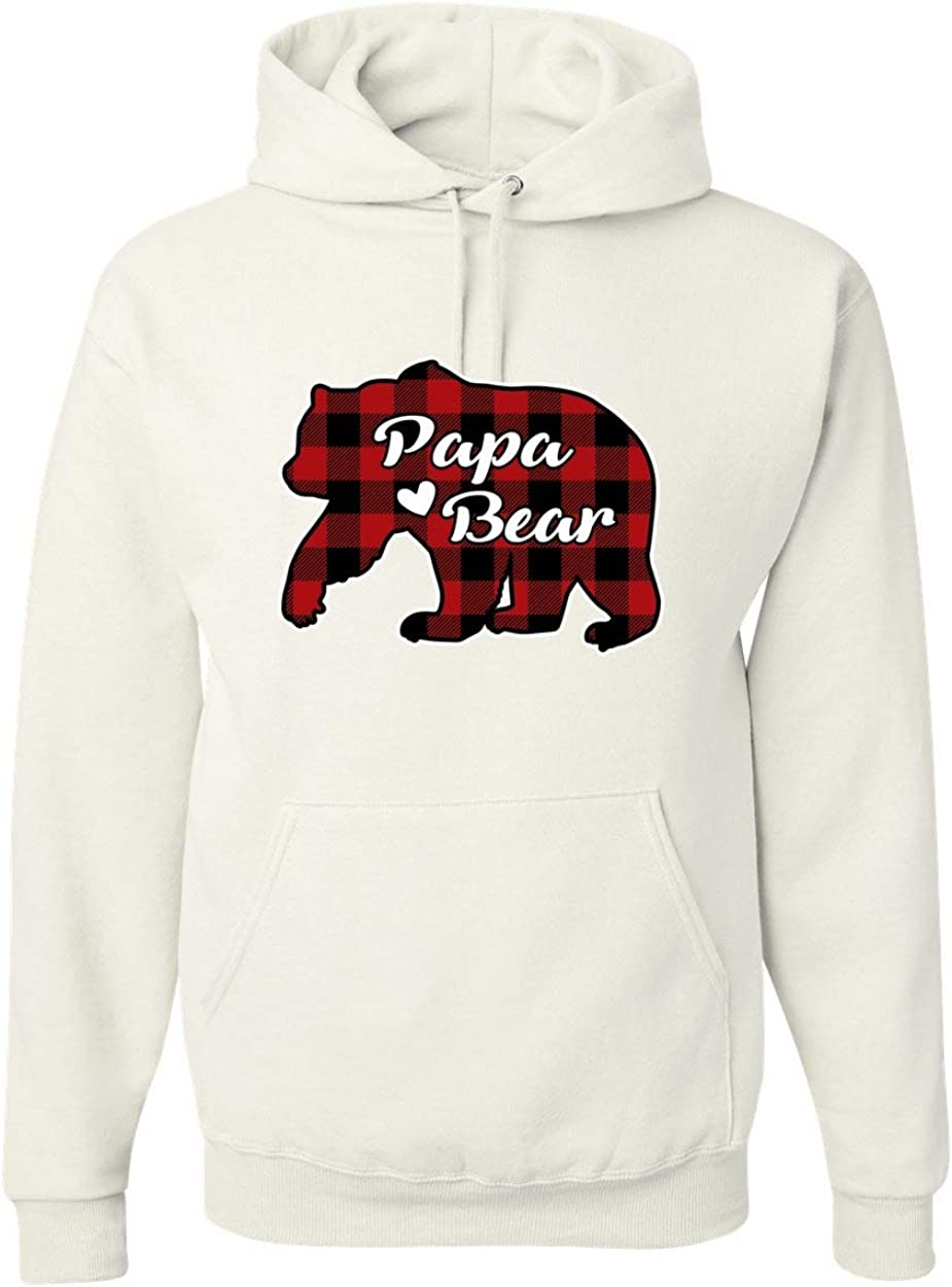 Papa Bear Cool Plaid Matching Sweater Unis Design Ugly shop Christmas Philadelphia Mall