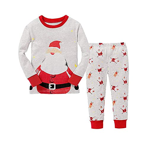 TEDD Christmas Pjs Kids Pyjamas Set for Boys Pyjamas Cotton Toddler Baby  Clothes Girls Nightwear Fun 283ba1354