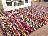 alfombra hippie