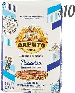Farina Caputo Pizzeria Kg. 1 - Cartone 10 Pezzi
