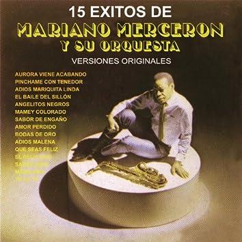 15 Éxitos de Mariano Mercerón (Versiones Originales)