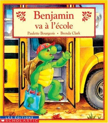 Benjamin Va a l\'Ecole