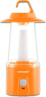 Sonashi Rechargeable Camping Light - SCL-903-ORNG