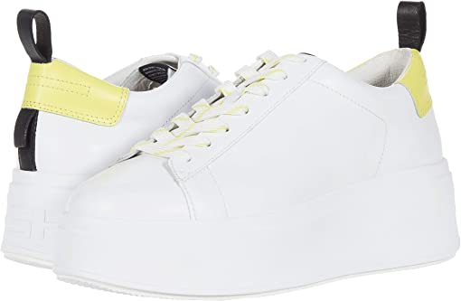 White/Deep Yellow