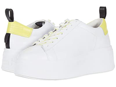 ASH Moon (White/Deep Yellow) Women