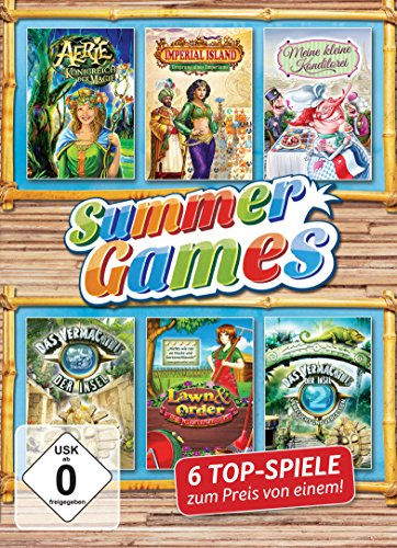 Summer Games (PC)