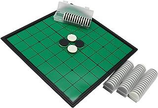 C'est la vie 折り畳み式 白黒 リバーシ 持ち運び おもちゃ 定番 ボードゲーム 子供