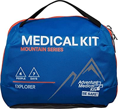 Adventure Medical Kits Mountain Series Explorer First Aid Kit - 111 Pieces