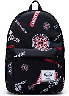 Herschel Independent Classic Unisex X Large Multi-Color Polyester Casual Backpack