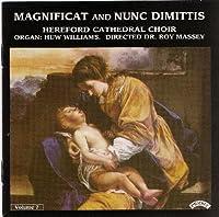 Various: Magnificat & Nunc Dim