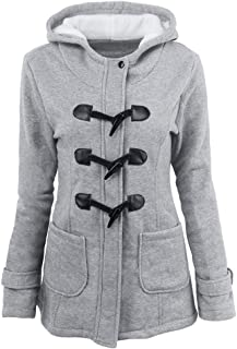 Best cotton blend hooded jacket Reviews