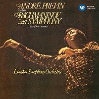 Rachmaninov: Symphony No.2 by Andre Previn (2014-06-18)