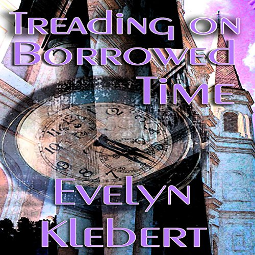 Treading on Borrowed Time audiobook cover art