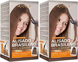 Kativa Keratina y Argán - Kit Alisado Brasileño PACK 2x150 ml