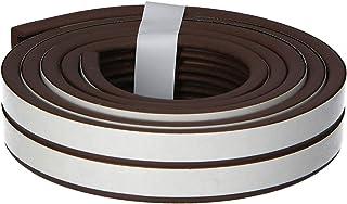 ニトムズ クッションソフトテープ P型 ブラウン 5mm×10mm×1m 2巻入り E0142