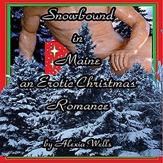 Snowbound in Maine audiobook cover art