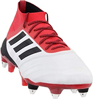 Mens Predator 18.1 Soft Ground Leather Soccer Athletic Cleats,