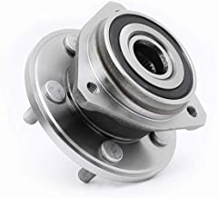 FKG 513084 Front Wheel Bearing Hub Assembly Fit For Jeep Cherokee Wrangler Comanche Grand Cherokee TJ Wagoneer, 5 lugs