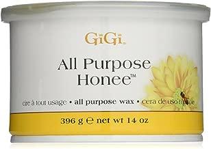 GiGi All Purpose Honee Wax - 14 oz - 3 Pack