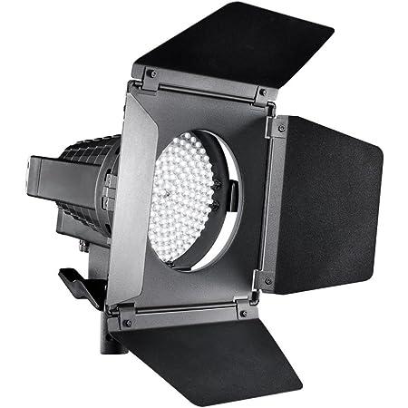 Walimex Pro Led Spotlight Mit Abschirmklappen Kamera