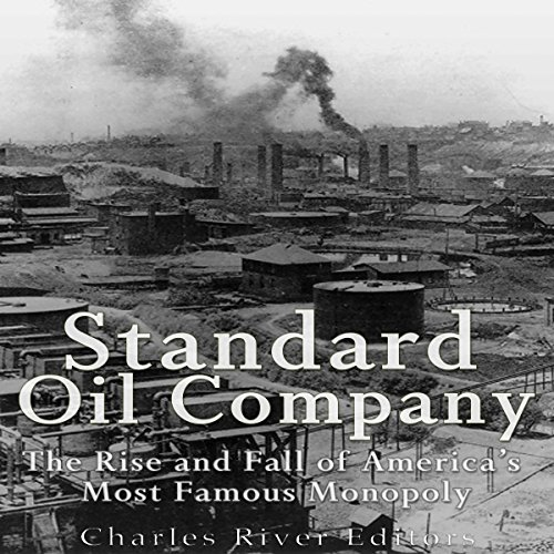 Standard Oil Company audiobook cover art